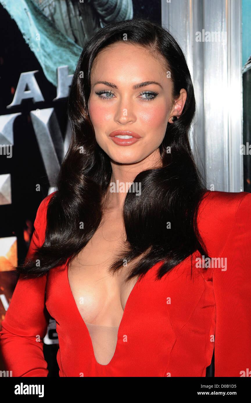 MEGAN FOX  US film actress in June 2010. Photo Jeffrey Mayer - Stock Image