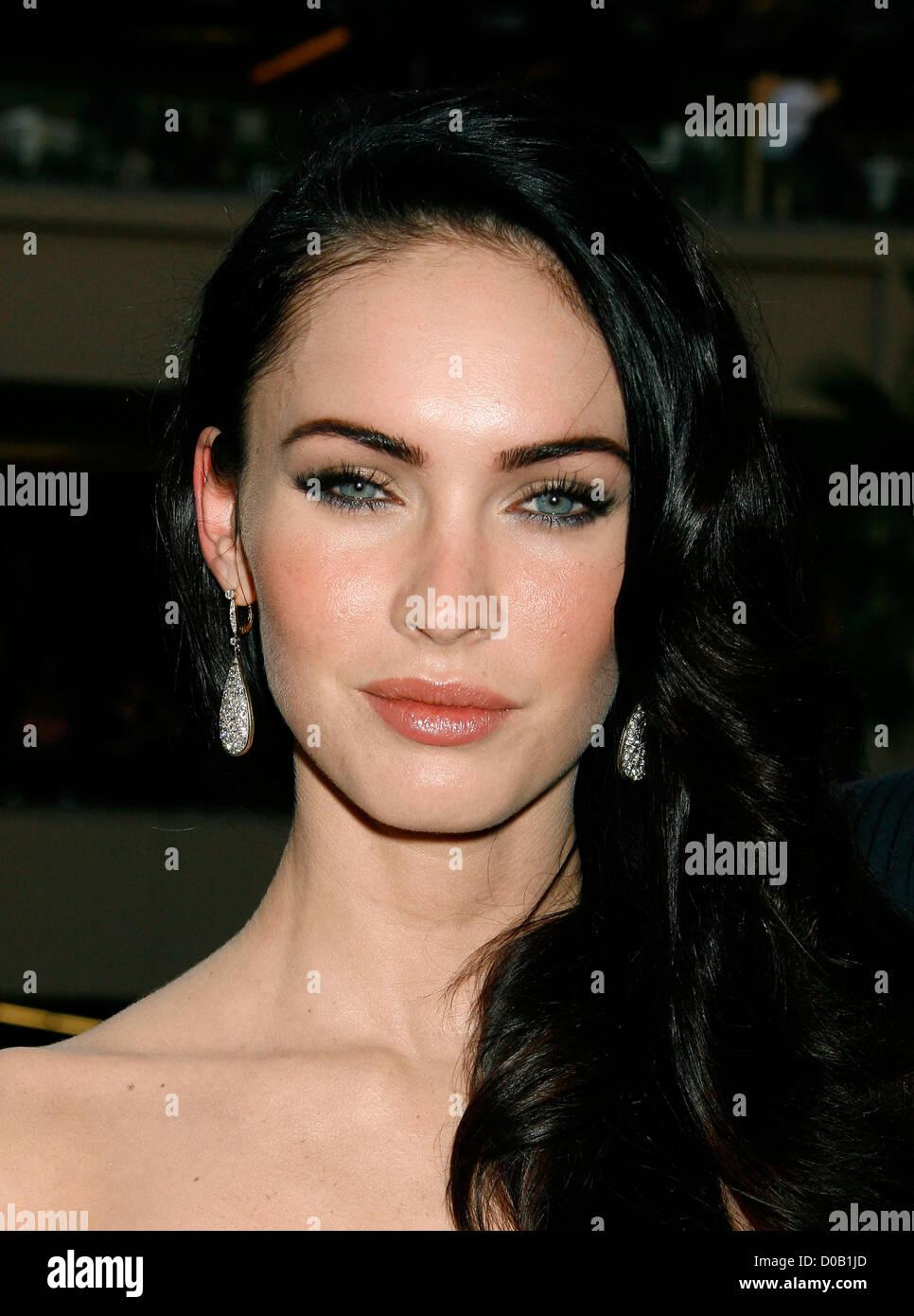 MEGAN FOX US film actress in September 2009. Photo Jeffrey Mayer - Stock Image