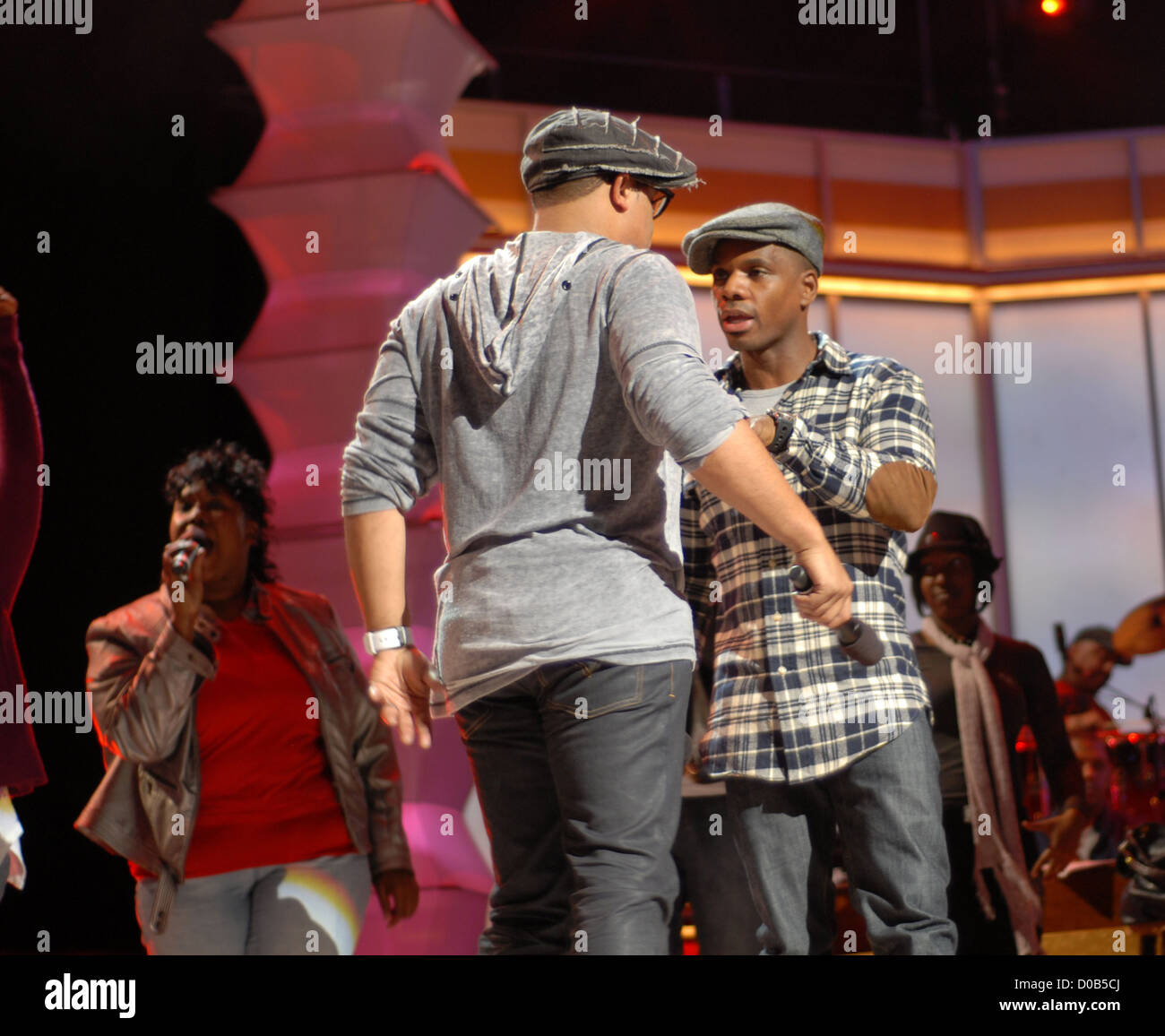Kirk Franklin Bet Celebration Gospel Stock Photos & Kirk Franklin ...