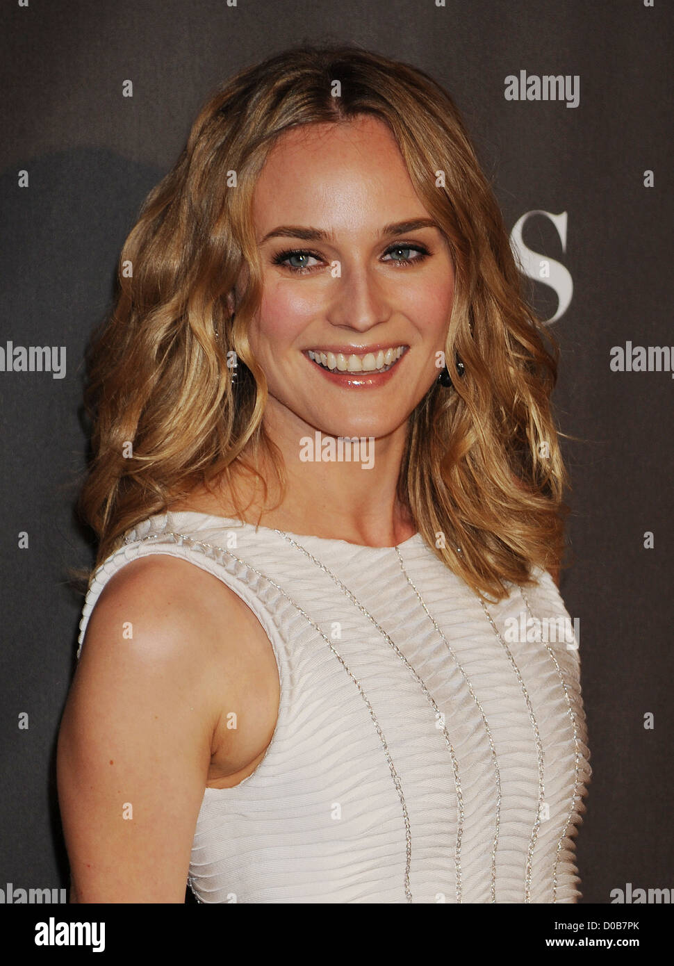 DIANE KRUGER US film actress in January 2010.     Photo Jeffrey Mayer - Stock Image