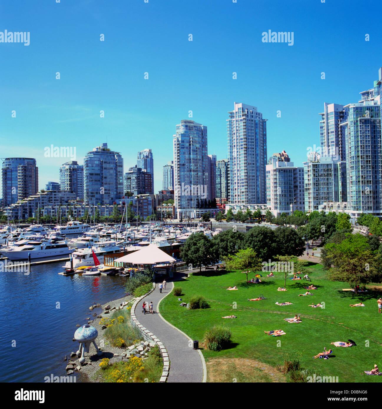 Vancouver Bc Canada: Yaletown, Vancouver, BC, British Columbia, Canada