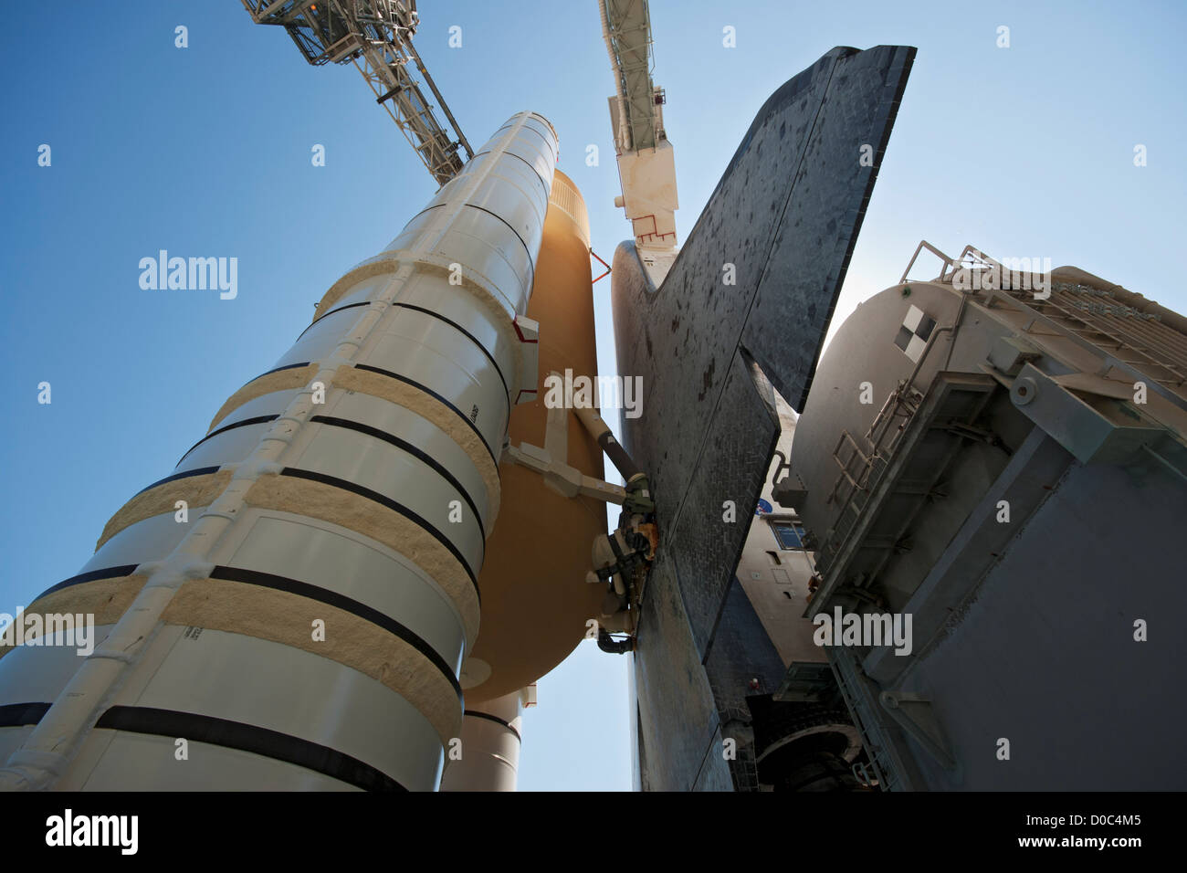 Discovery Space Shuttle Heat Shield Stock Photos Discovery Space