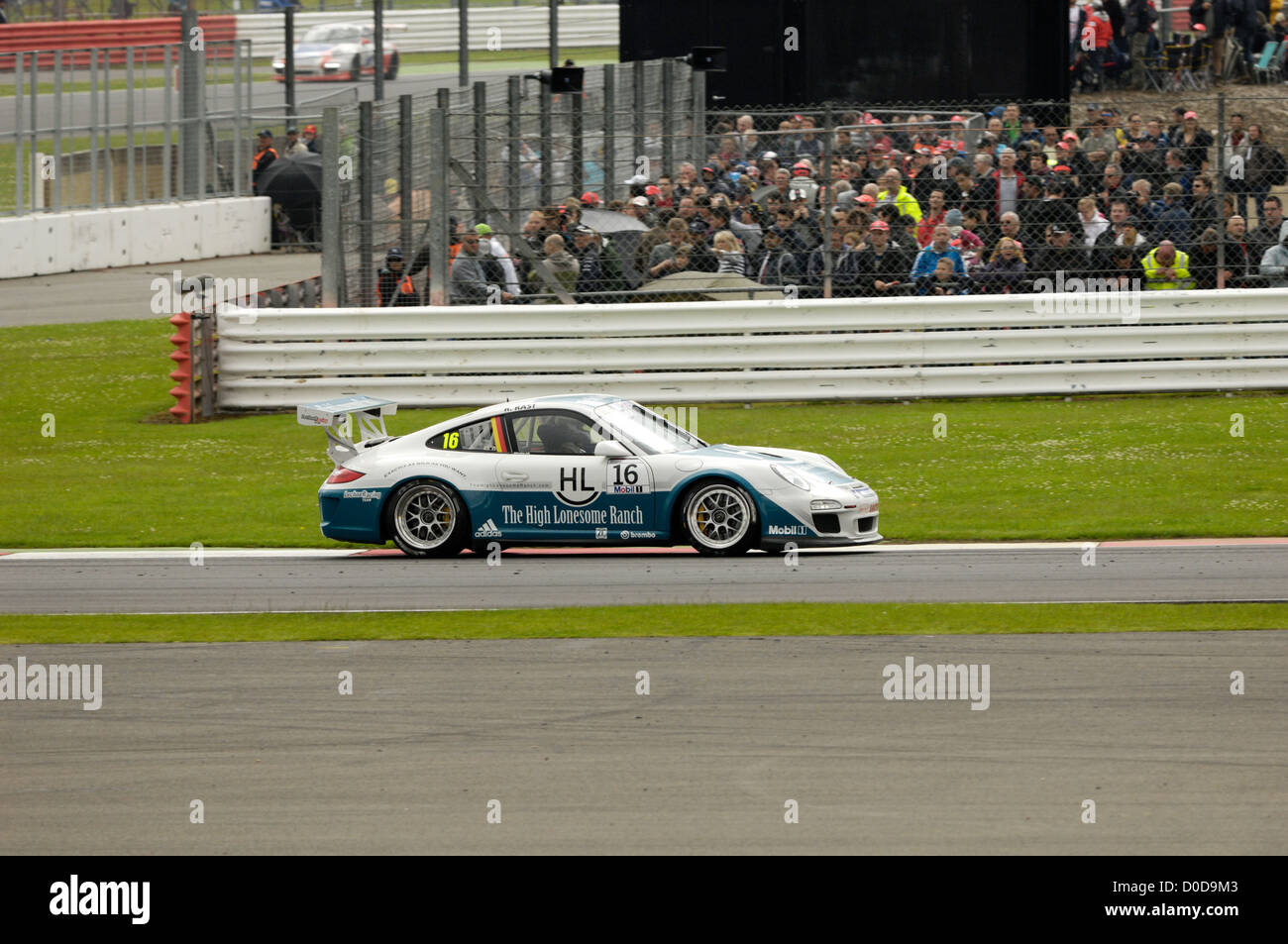 Mobil 1 Stock Photos Images Alamy 16 Porsche Supercup Support Race For Formula Silverstone British Grand Prix Image