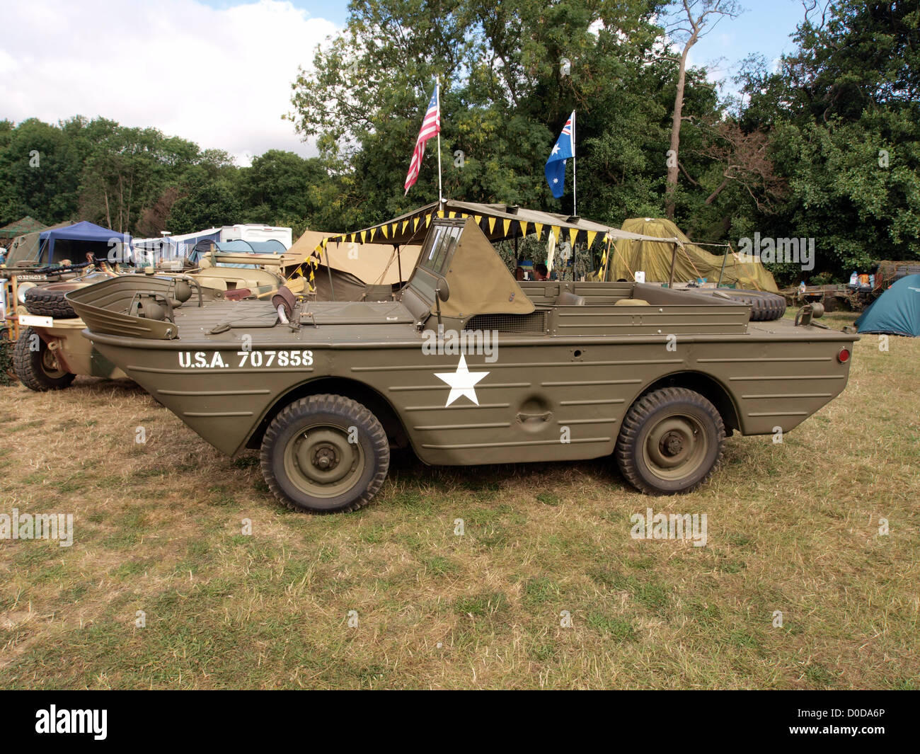 Ford GPA Amphibious Jeep Stock Photo: 51924510 - Alamy
