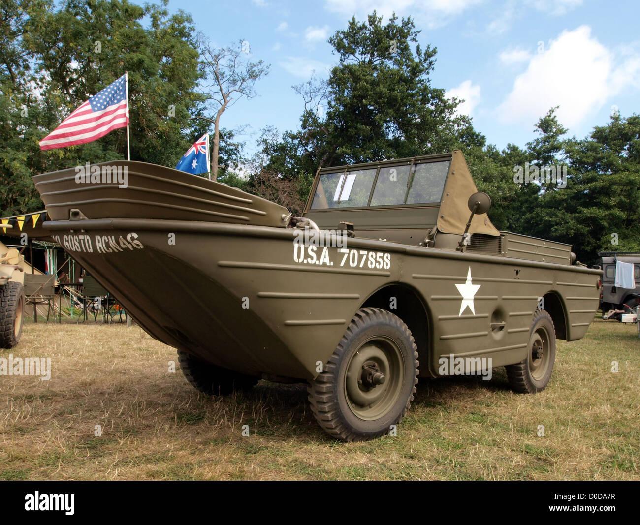 Ford GPA Amphibious Jeep Stock Photo: 51924539 - Alamy