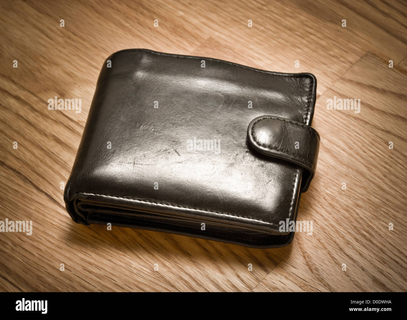 Wallet. - Stock Image
