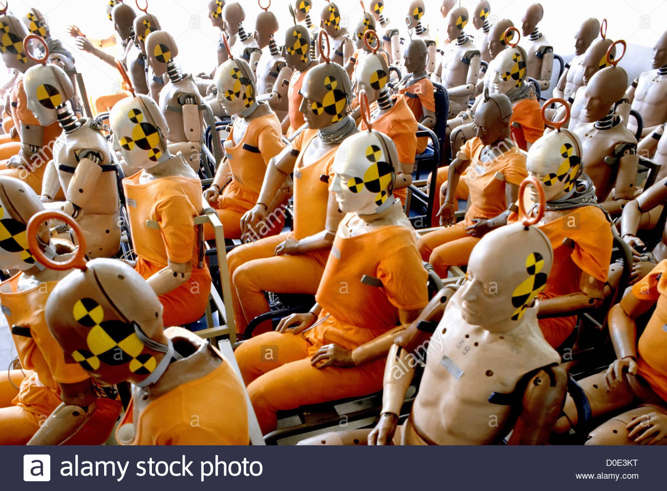 Crash Test Dummies Stock Photos Crash Test Dummies Stock Images