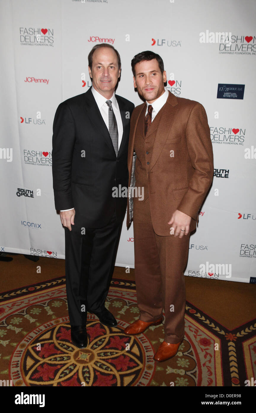 Neil Cole, Marc Ecko The 5th annual Fashion Delivers event at the