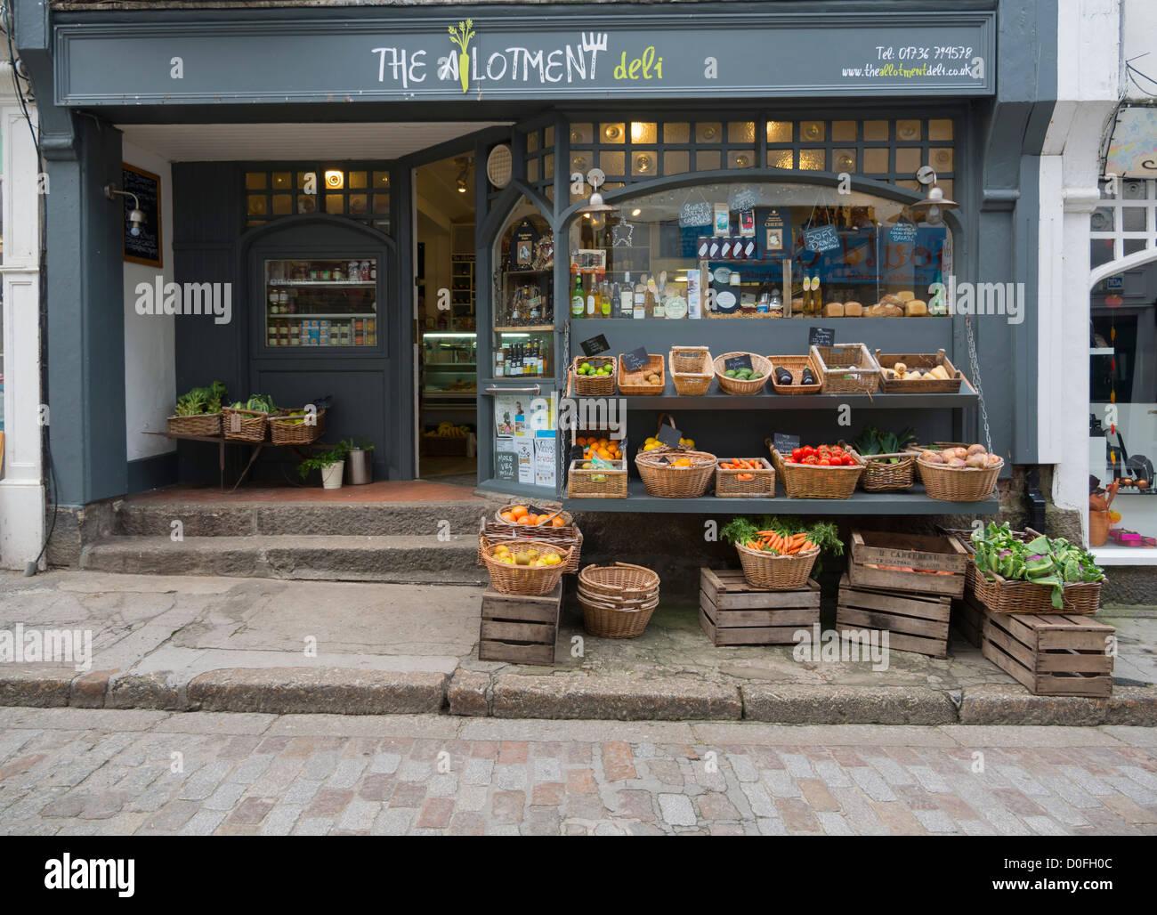 St Ives Italian Food Market