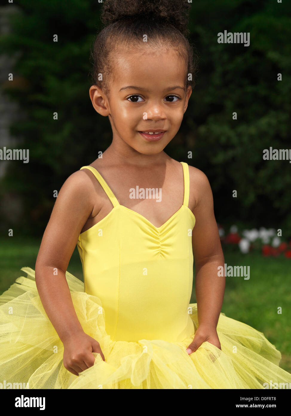 Terrific Portrait Of A Cute Smiling Three Year Old Black Girl Wearing A Schematic Wiring Diagrams Amerangerunnerswayorg