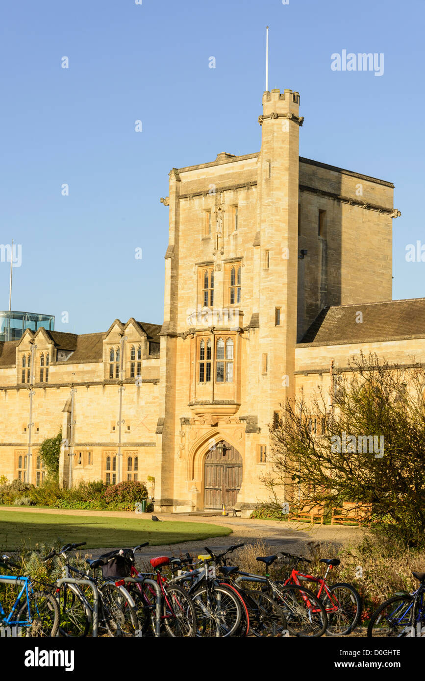 University Of Oxford: Mansfield Uk Stock Photos & Mansfield Uk Stock Images