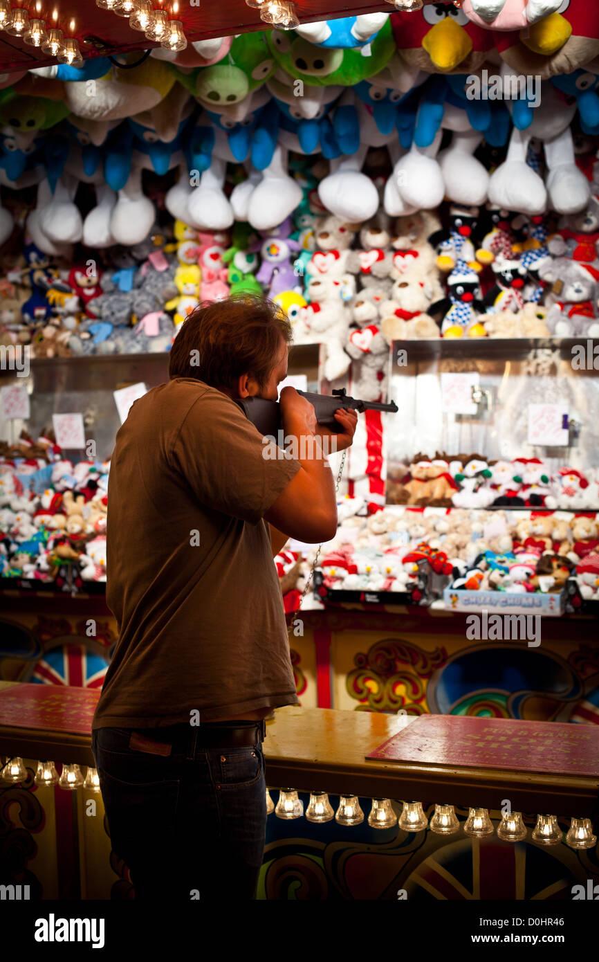 Target Shooting Fairground Stock Photos Amp Target Shooting