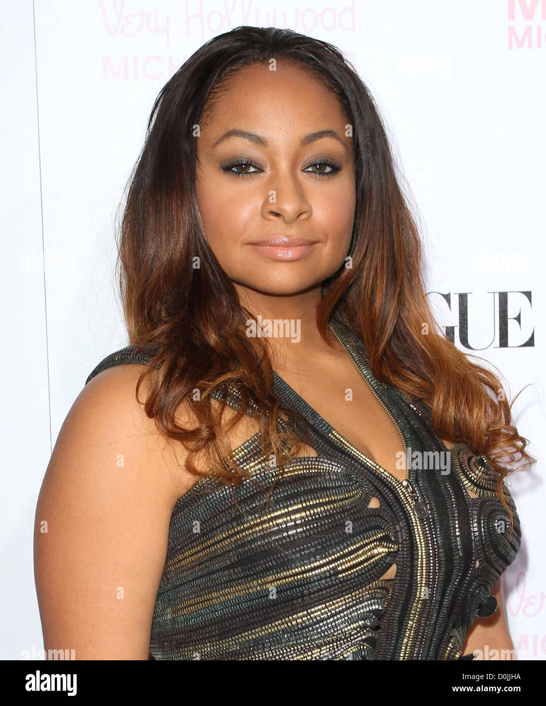 Raven Symone 8th Annual Teen Vogue High Resolution Stock Photography And Images Alamy
