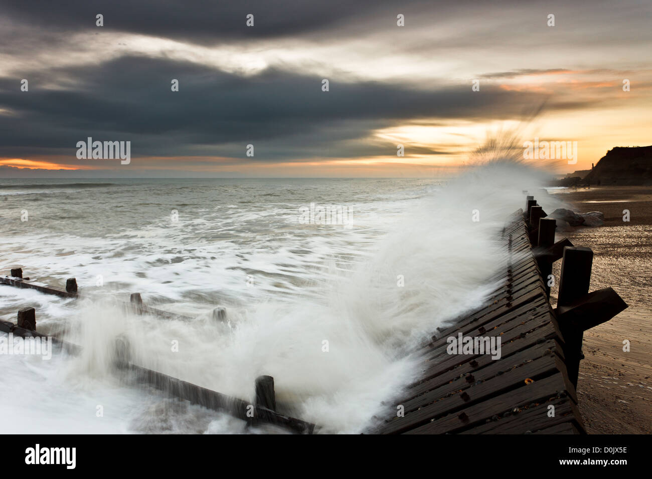 Sea Defences In The Uk Stock Photos Amp Sea Defences In The