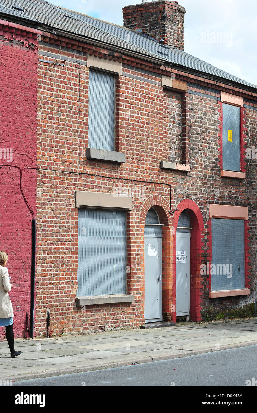 Awesome Ringo Starrs Childhood Home 9 Madryn Street Liverpool Home Interior And Landscaping Eliaenasavecom