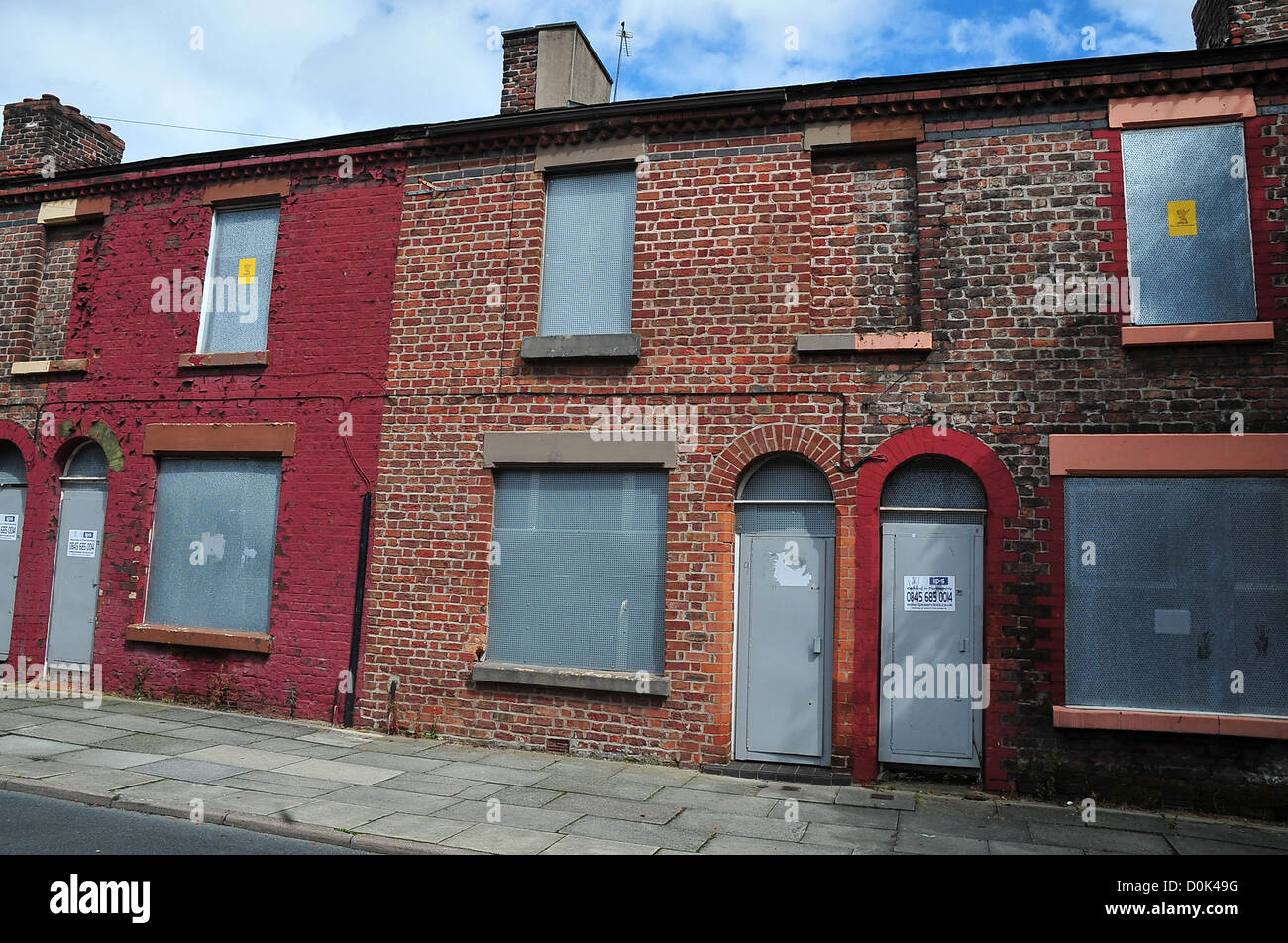 Stupendous Ringo Starrs Childhood Home 9 Madryn Street Liverpool Home Interior And Landscaping Eliaenasavecom