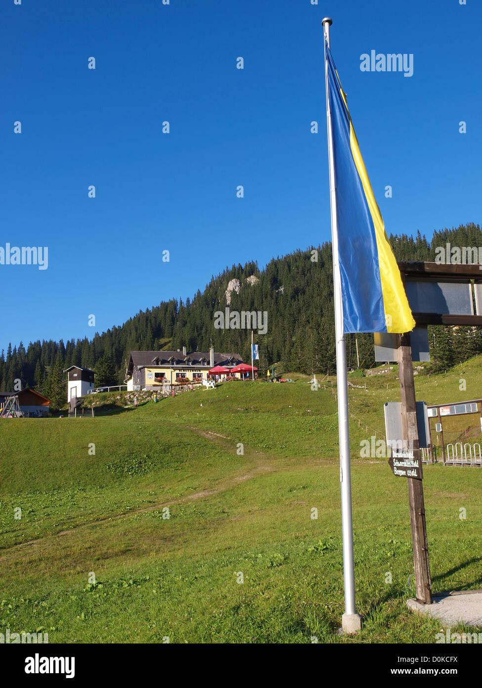 Hochkar, Austria, Lower Austria Stock Photo