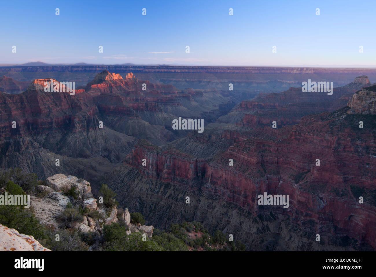 Grand Canyon, Az - Stock Image