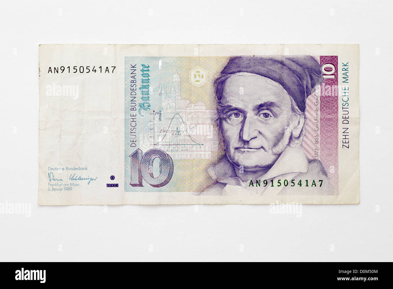 10 Deutsche Mark Banknote High Resolution Stock Photography And Images Alamy