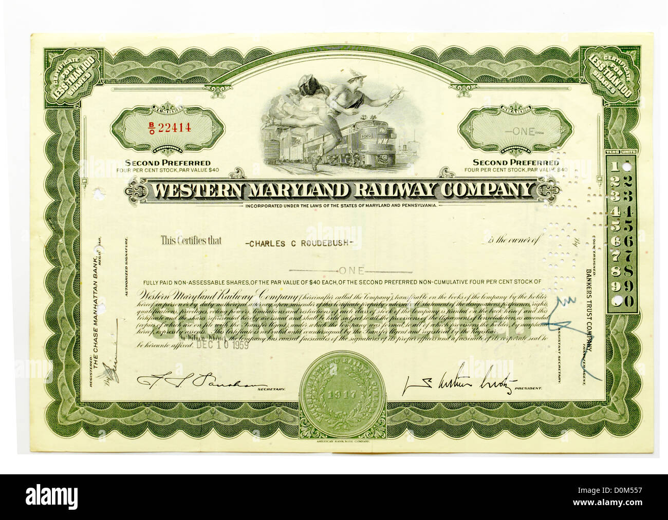 American Telephone & Telegraph Company (AT&T) Stock
