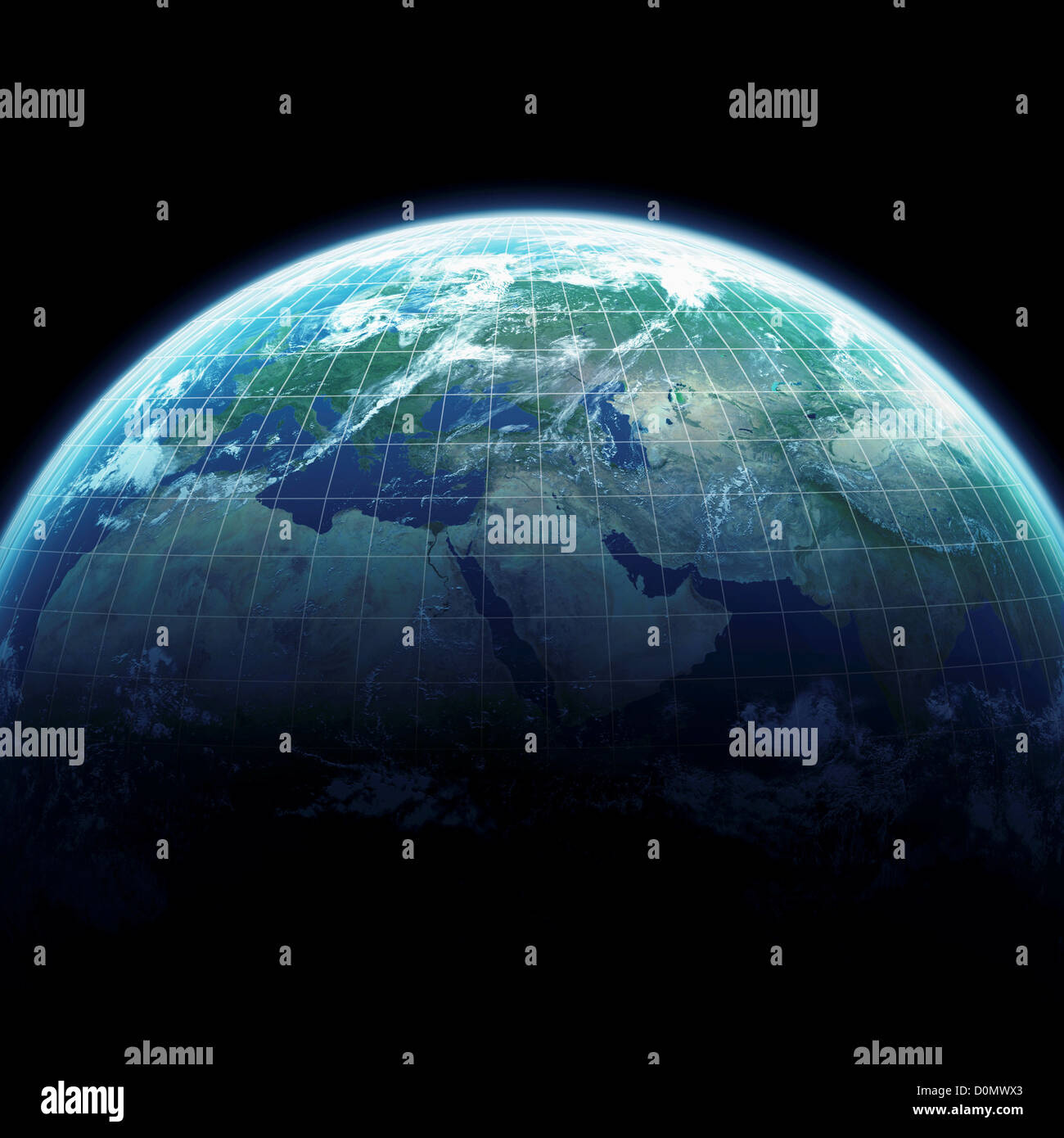 Curvature Of The Earth Stock Photos & Curvature Of The Earth Stock ...