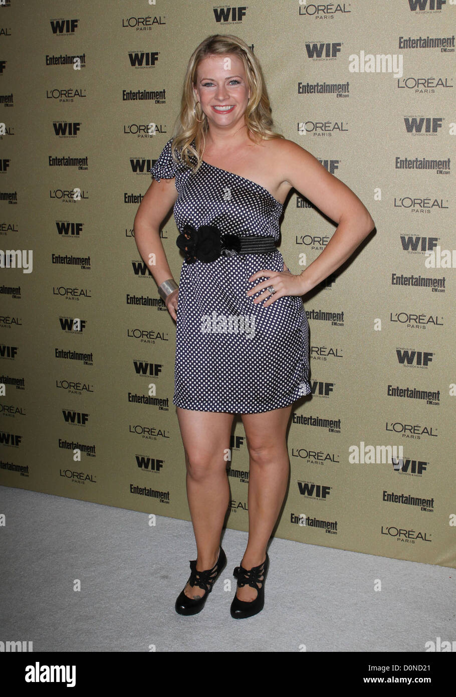 Melissa Joan Hart The 2010 Entertainment Weekly and Women In