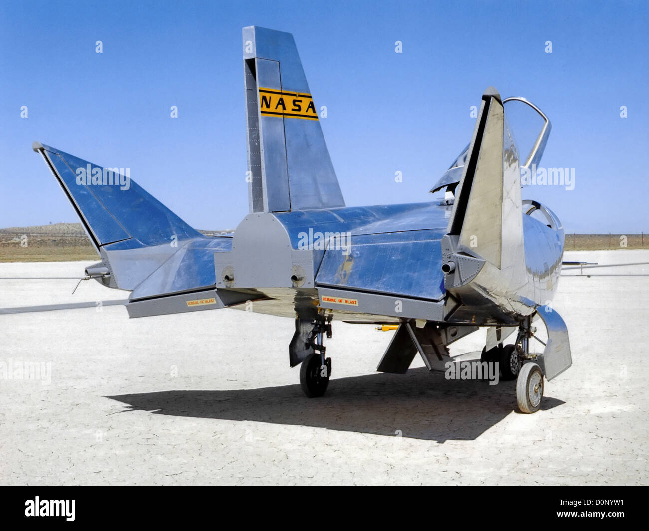 HL-10 Lifting Body - Stock Image