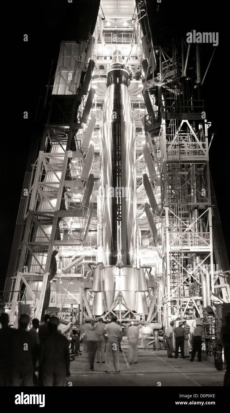 Big Joe 1 Ready for Launch - Stock Image