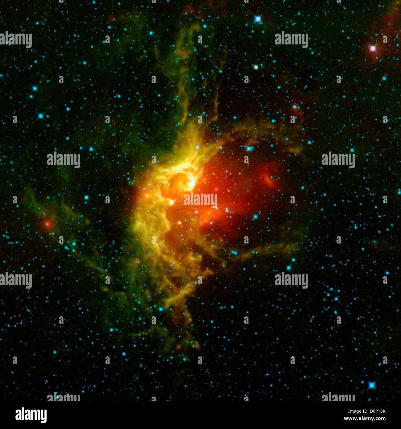 Wizard Nebula - Stock Image