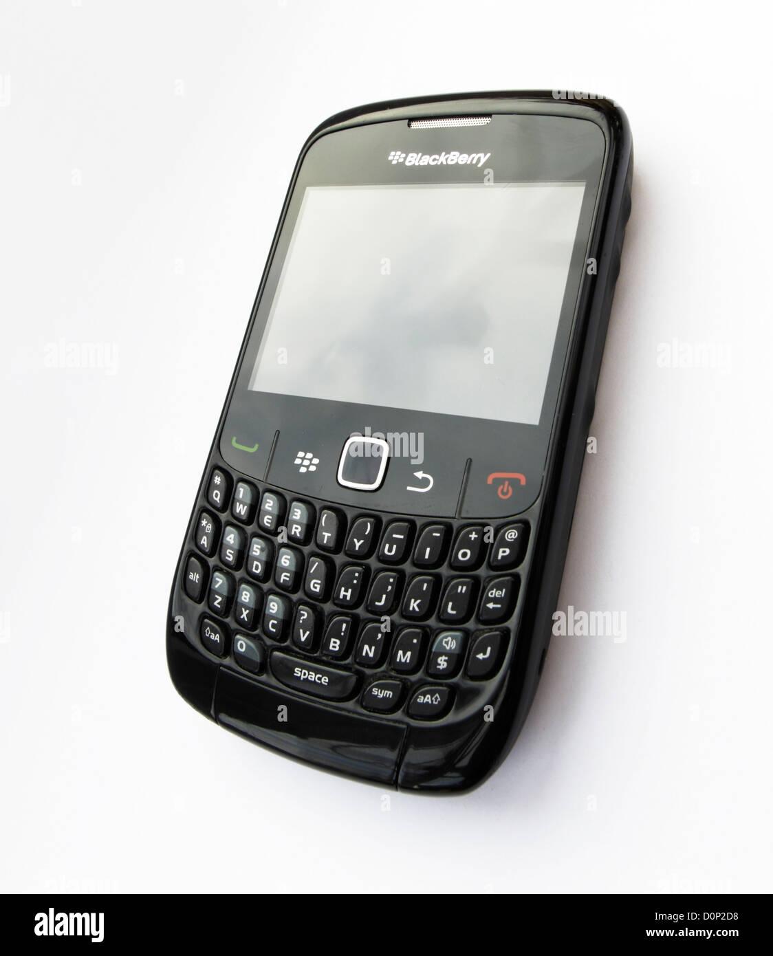 Qwerty Keyboard Phone Stock Photos & Qwerty Keyboard Phone