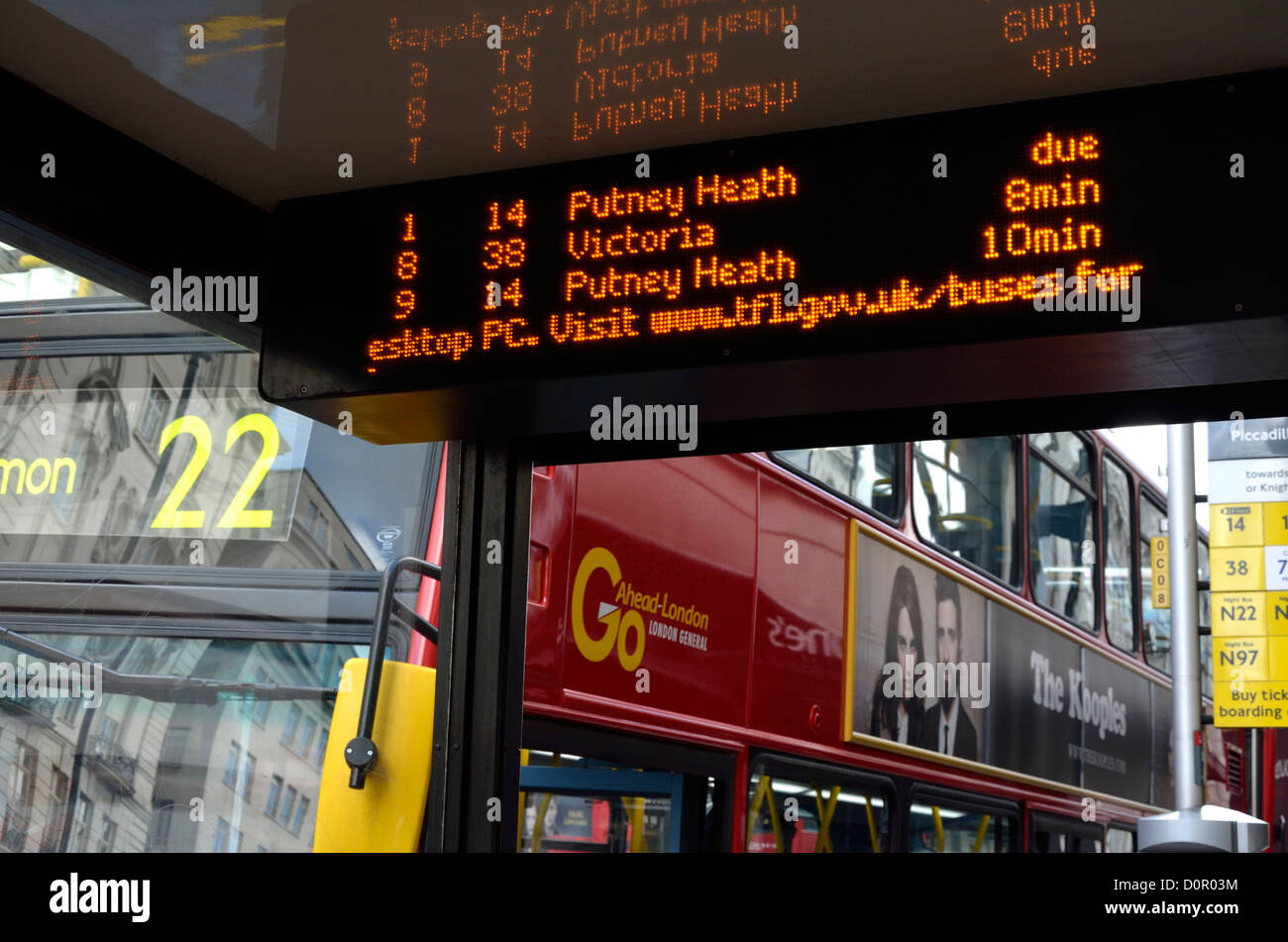 how to get home on the bus stops