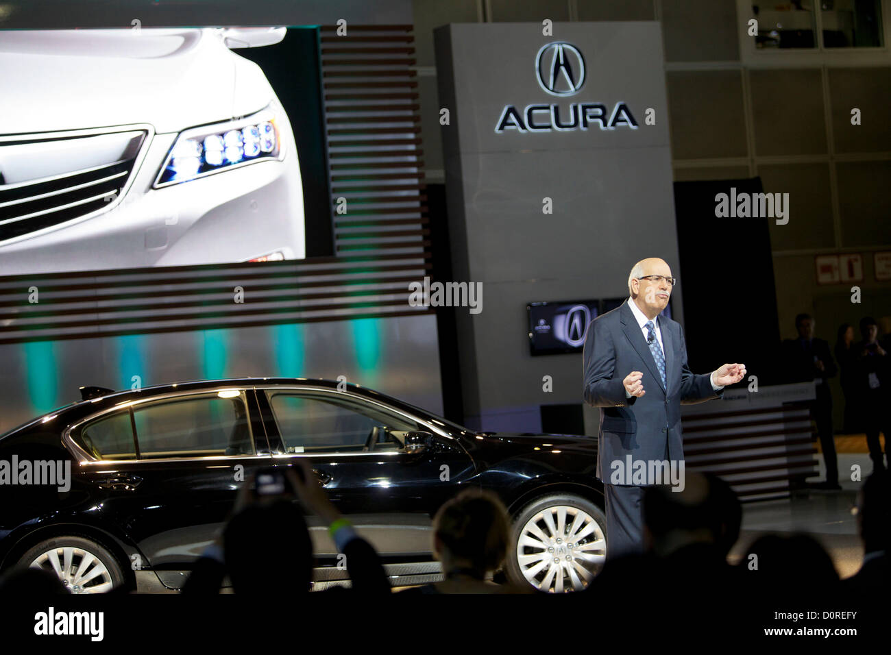 us angeles jeff los acura stock images president nov u photos conrad california photo page alamy s dealership vice general