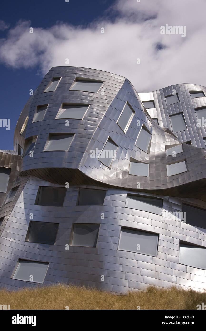 Futuristic Modernism - Stock Image