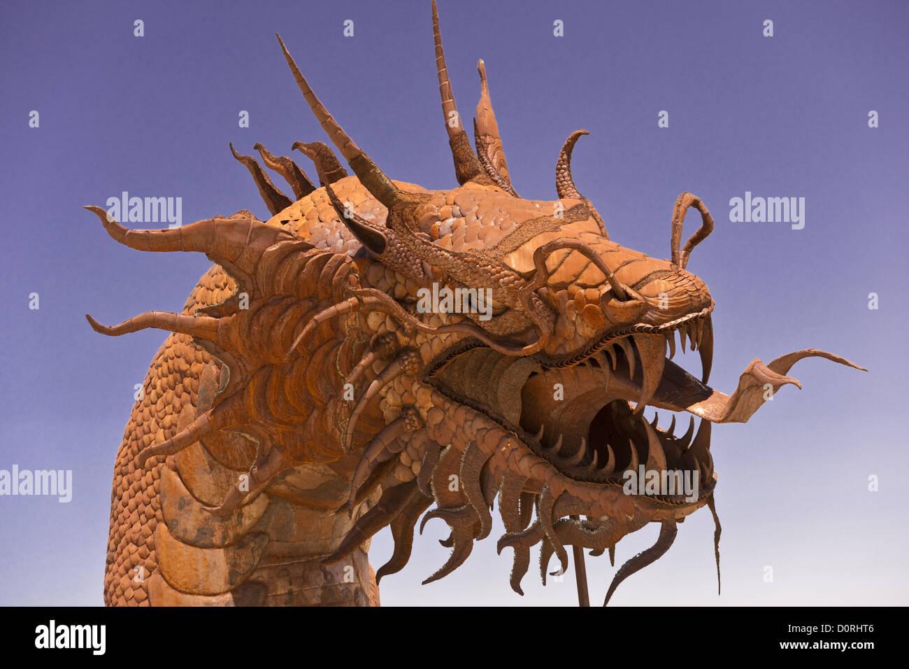 The Dragon of Myth - Stock Image