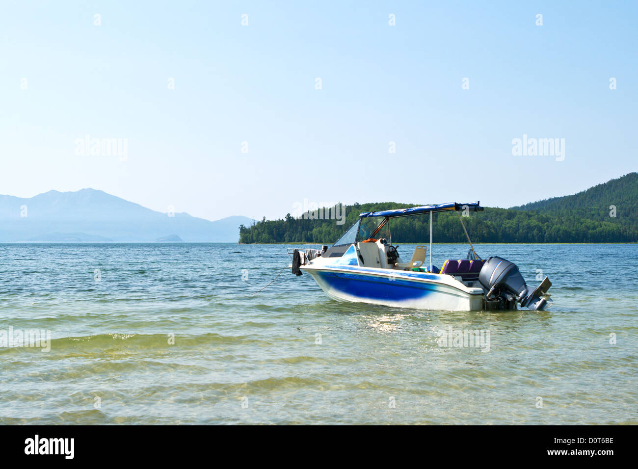Powerboat - Stock Image