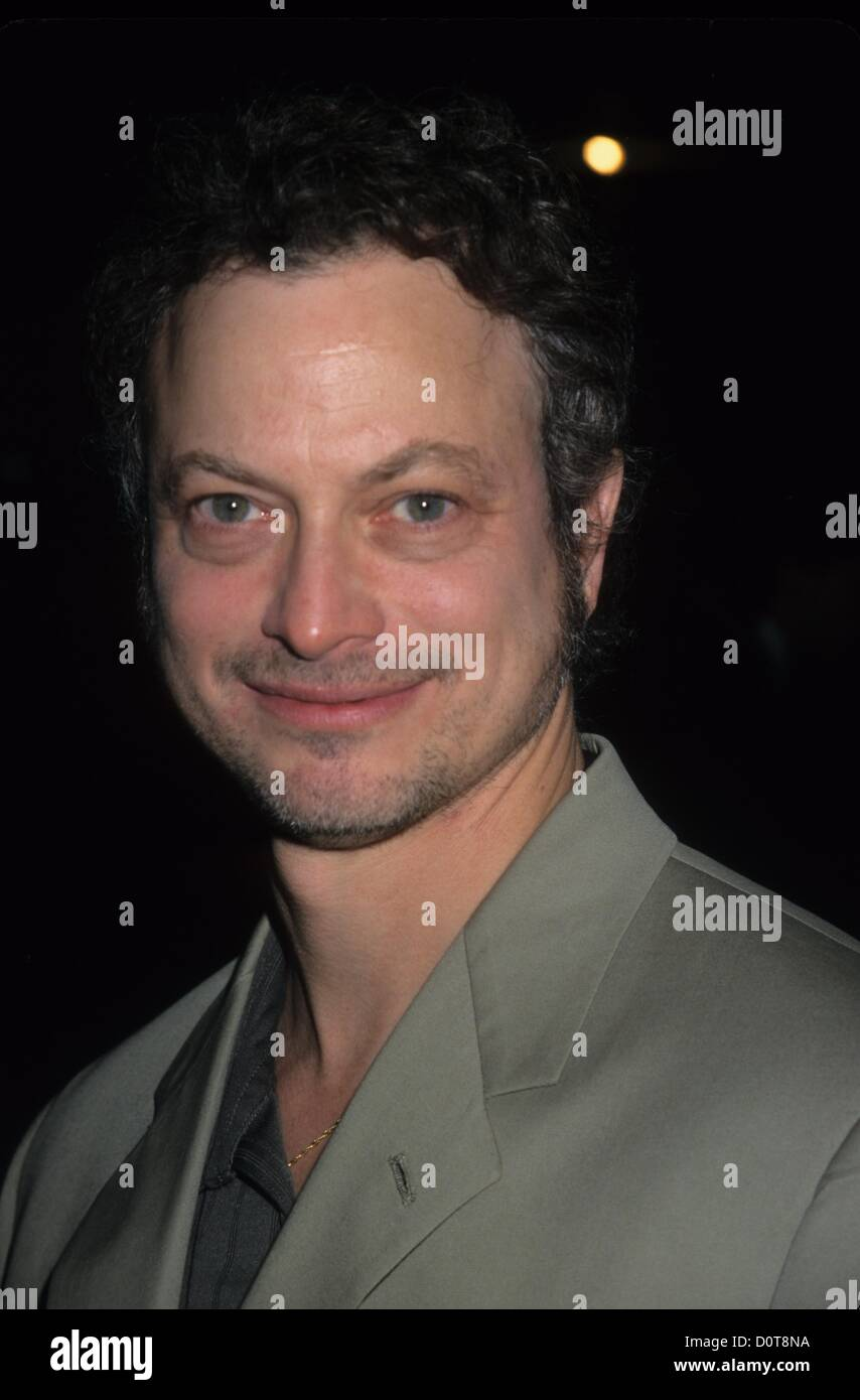 GARY SINISE at after party at Tavern on the Green 2001.k21545HMc.One FLE Over the Cuckoo's Nest Opening Night - Stock Image