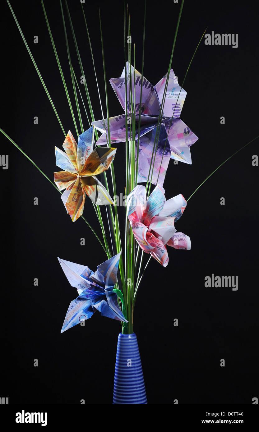 Money Origami Stock Photos & Money Origami Stock Images - Alamy