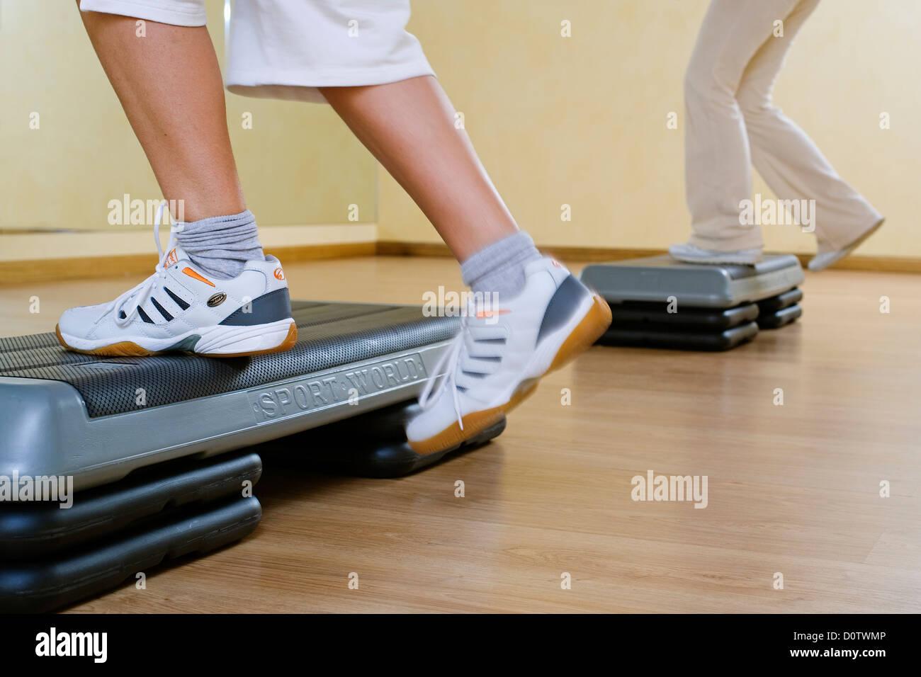 Gim Albayt Resort and Spa Wellness Center Estepona Malaga Andalusia Spain - Stock Image