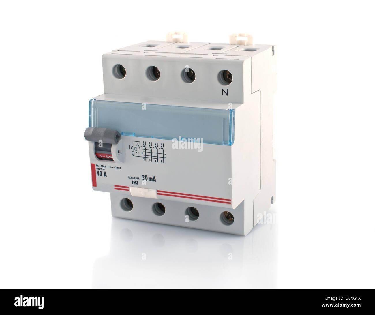 circuit breaker domestic stock photos  u0026 circuit breaker