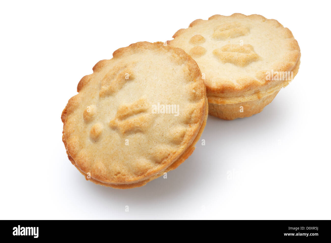 Mince Pies - John Gollop - Stock Image