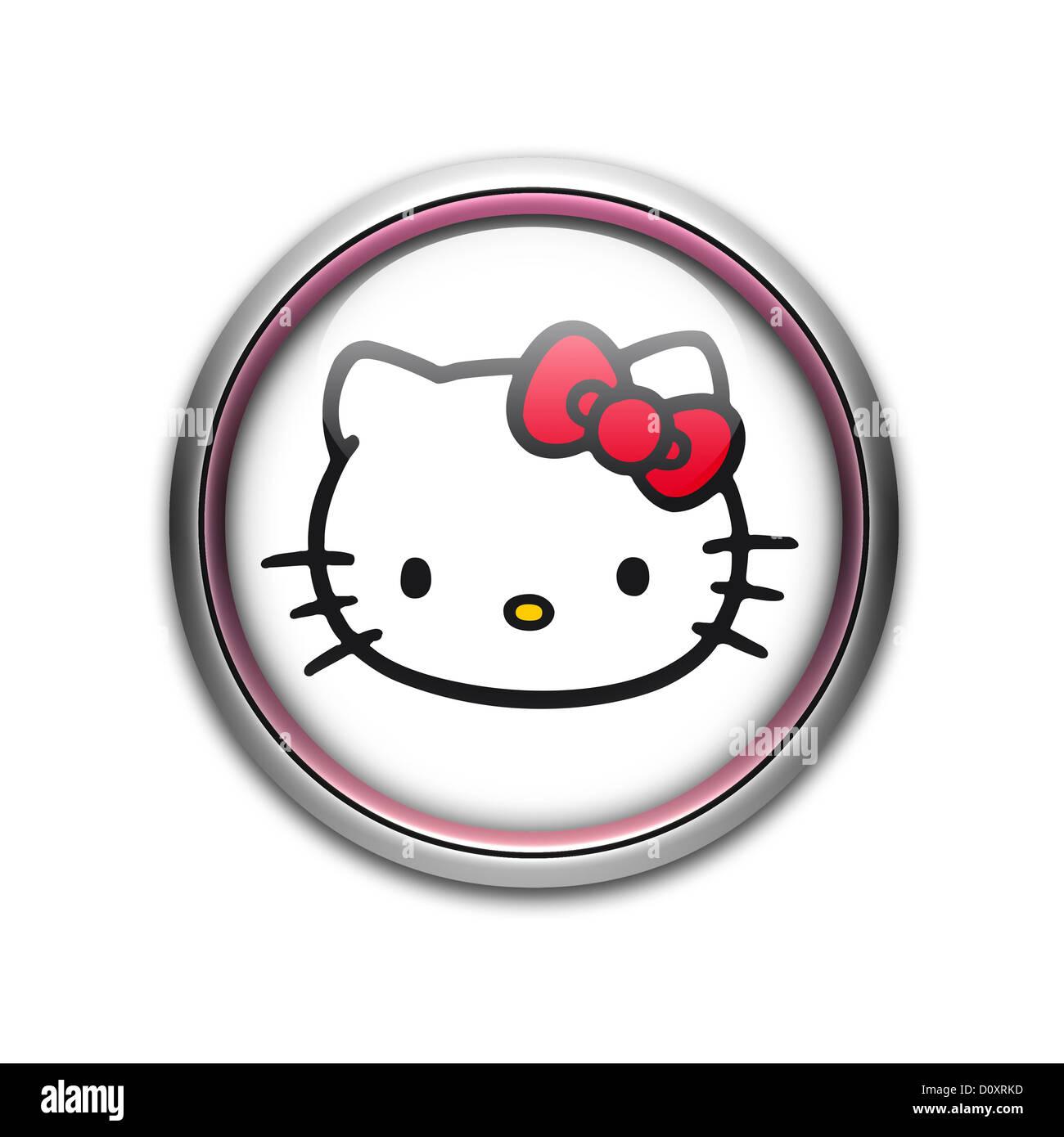 Hello Kitty Symbol Stock Photos Hello Kitty Symbol Stock Images