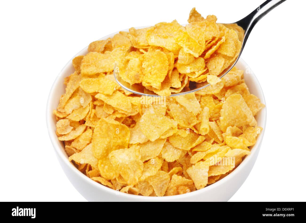 Corn Flakes - John Gollop - Stock Image