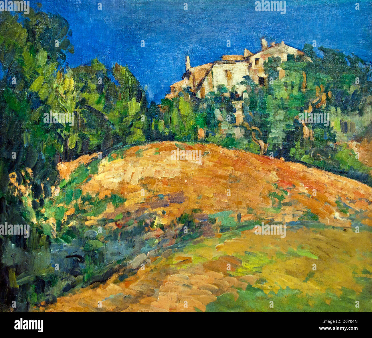 Paul cezanne stock photos paul cezanne stock images alamy - Maison de france bellevue ...
