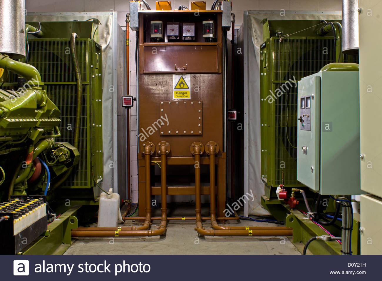Diesel Tank Stock Photos & Diesel Tank Stock Images