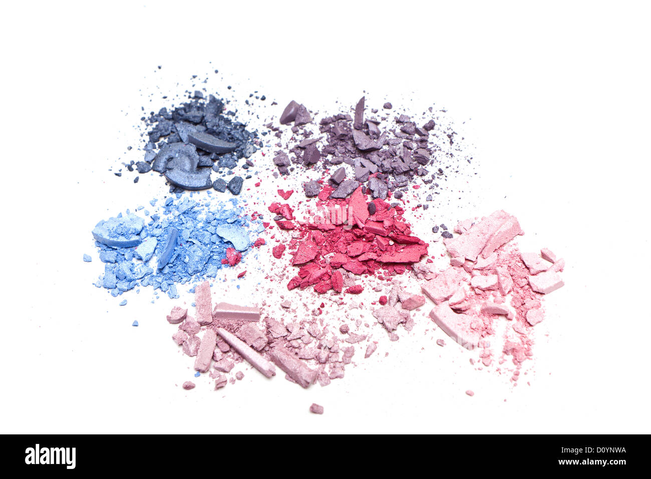 eyeshadow - Stock Image