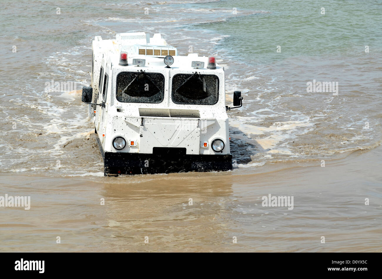 All terrain vehicle - Stock Image