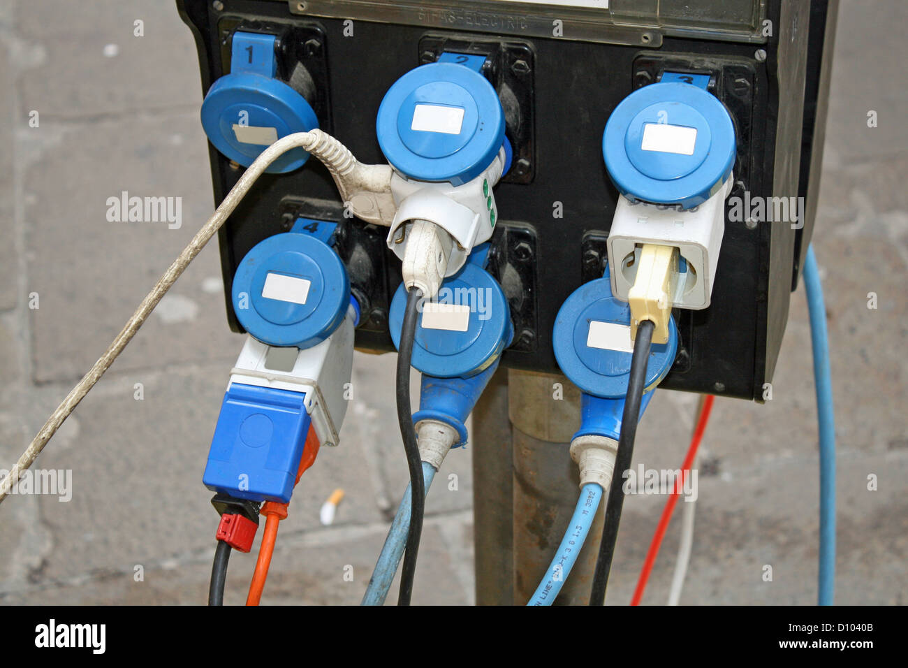 Electrical Outlets Stock Photos & Electrical Outlets Stock Images ...