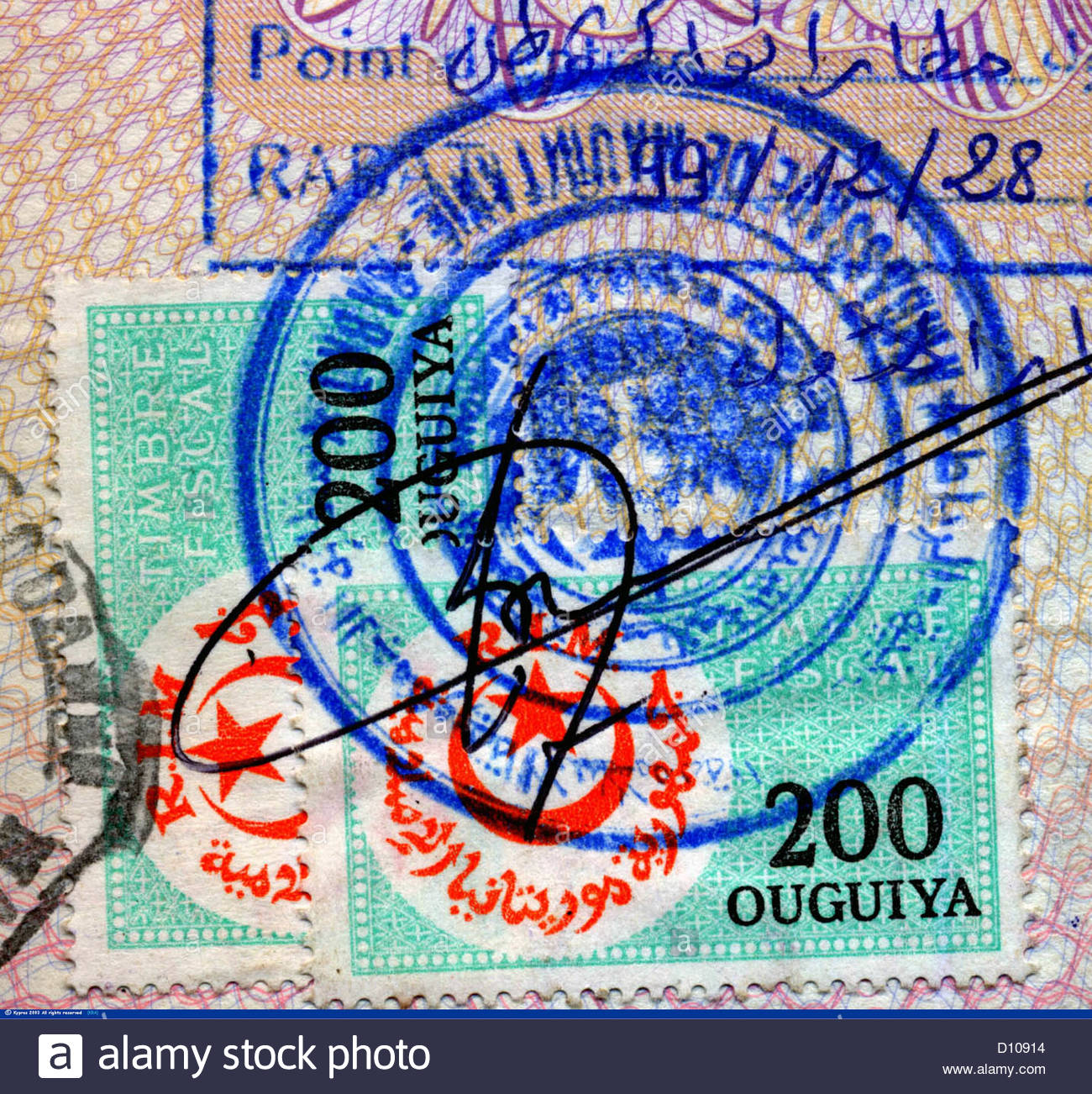 Islamic Republic Of Mauritania Stock Photos & Islamic Republic Of ...