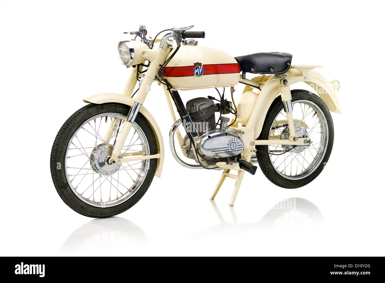 1966 MV Agusta Liberty Turismo motorcycle - Stock Image