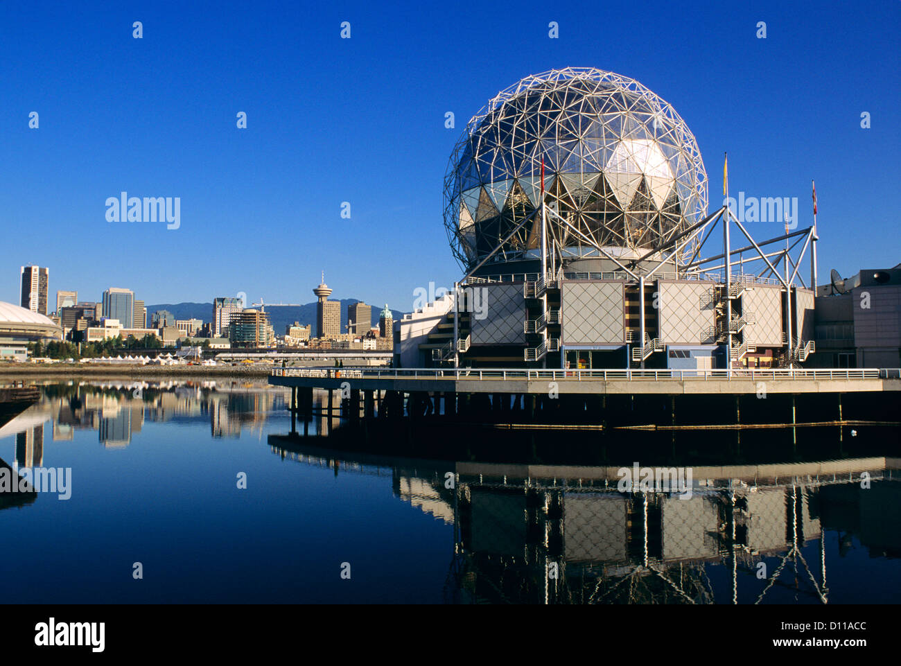 SCIENCE WORLD OF BRITISH COLUMBIA VANCOUVER BRITISH ...